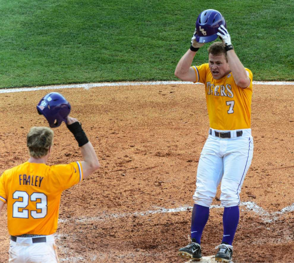 Tigers, Cajuns will host NCAA regionals _lowres