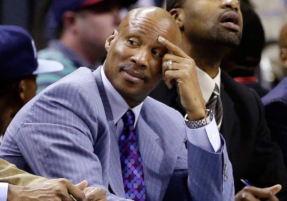 Byron Scott to become Lakers coach _lowres