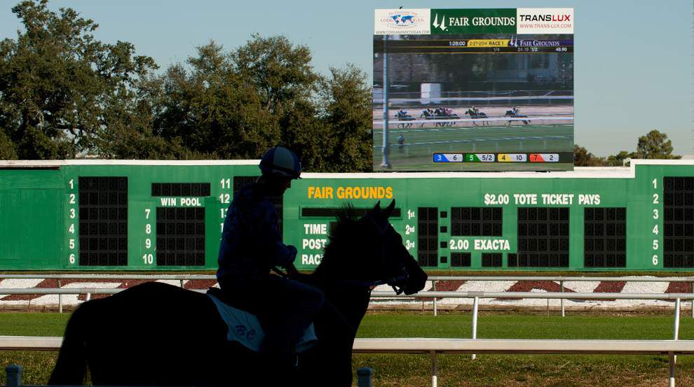 Gimme five: Jockeys, horses and trainers to watch this season at the Fair Grounds _lowres