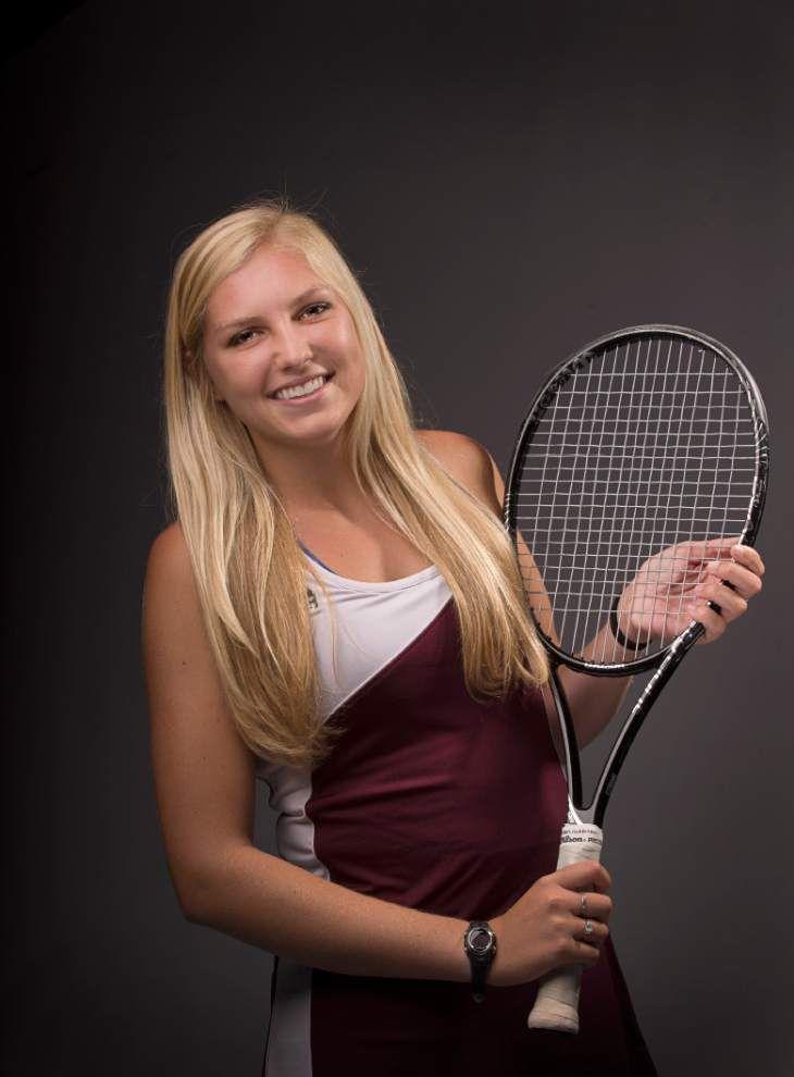 2014 All-Baton Rouge metro girls tennis team _lowres