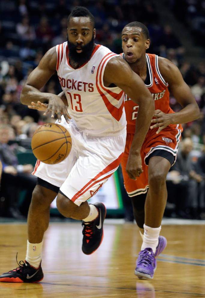 All-Star Game Memories: James Harden _lowres