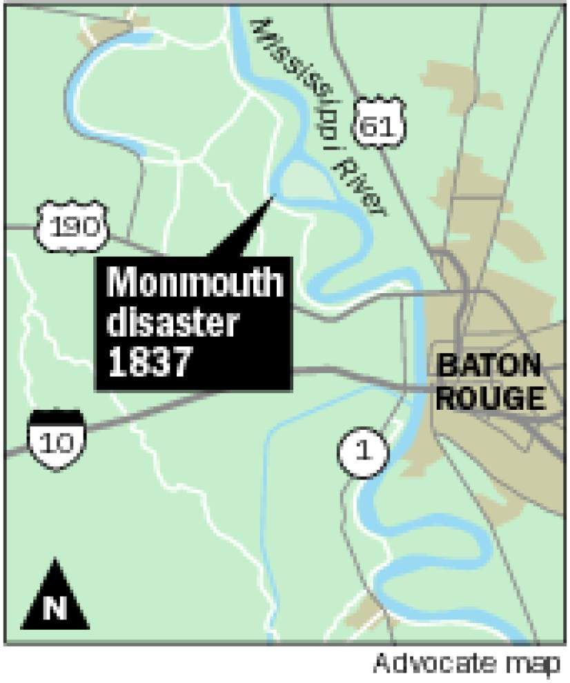 BR researcher explores Monmouth steamboat disaster _lowres