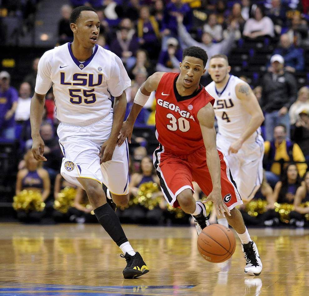 NCAA honors Tigers' Tim Quarterman _lowres