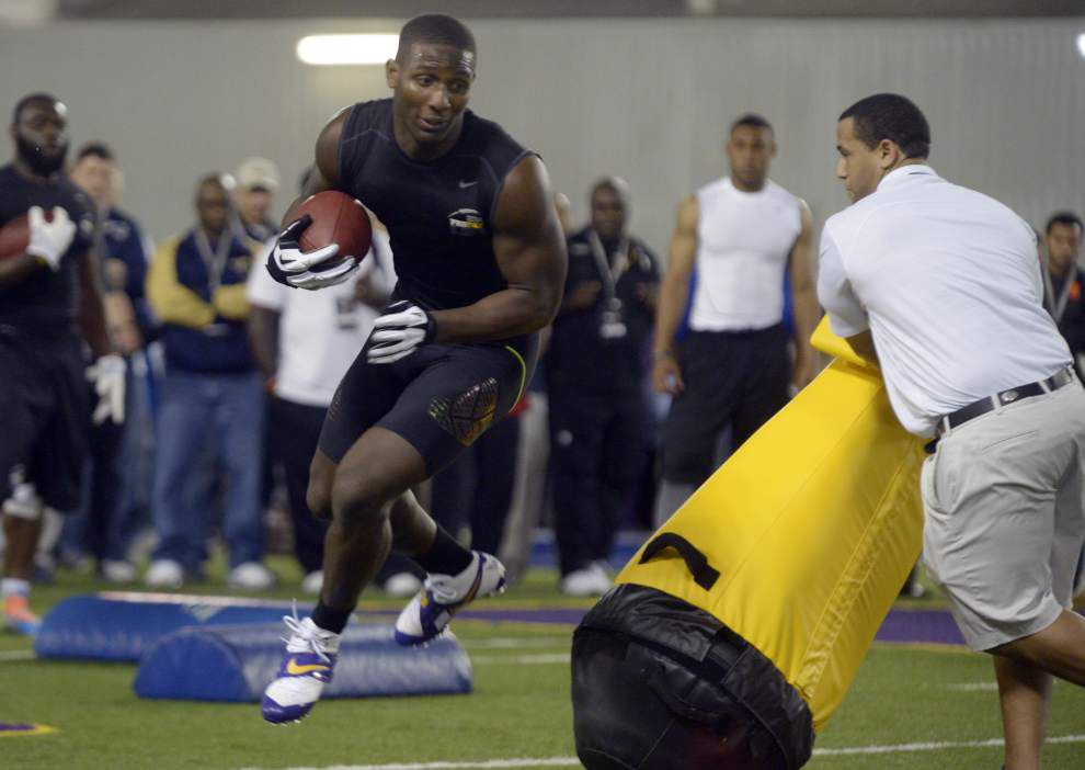Photos: LSU Pro Day _lowres