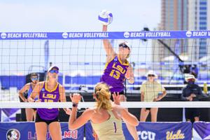 LSU beach volleyball season comes to end at NCAAs; here's how Tigers 'fought until the very end'