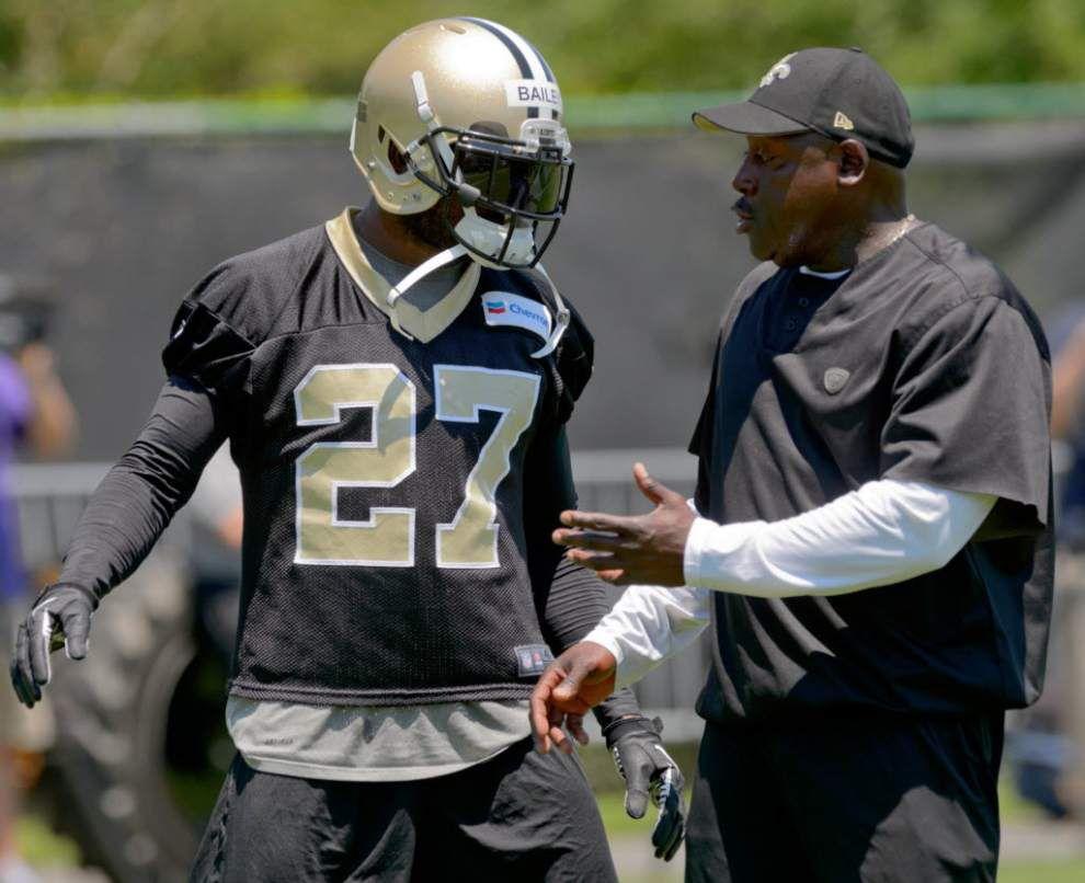 Report: Saints secondary coach Wesley McGriff to become Vanderbilt's defensive coordinator _lowres