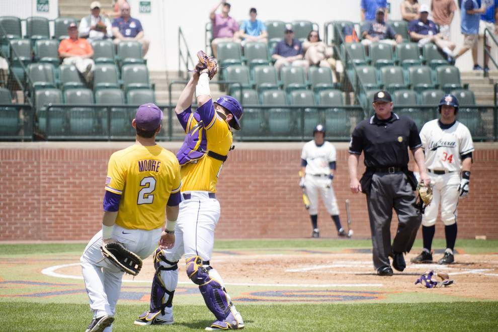 Three strikes: Recapping LSU's weekend and a look ahead _lowres