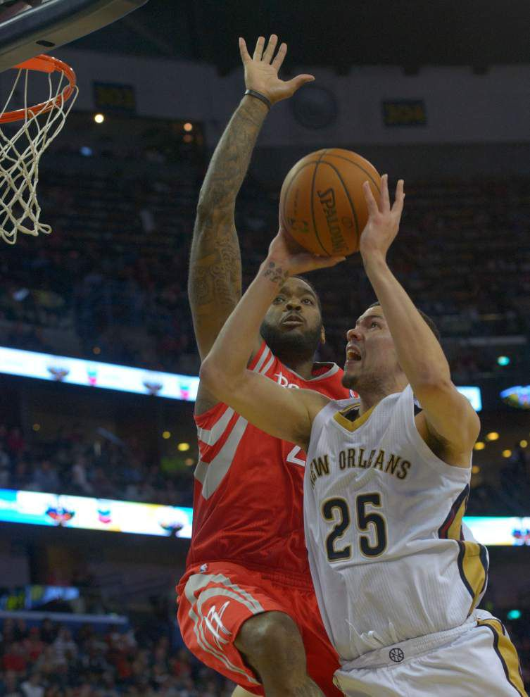 Pelicans guard Austin Rivers spent his summer getting stronger _lowres