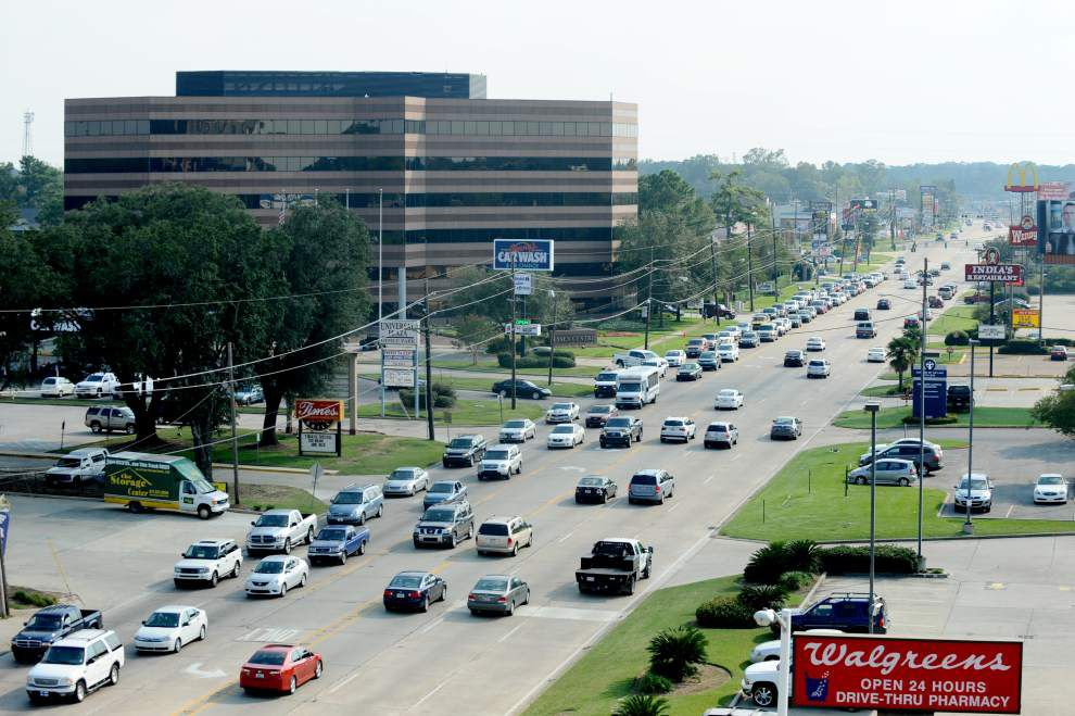 Planners propose new north-south road in south Baton Rouge to link Perkins Road to I-10 _lowres