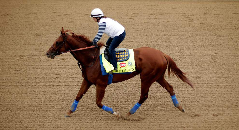 Chok's Choices: Dortmund gets the nod in a stacked Kentucky Derby field _lowres
