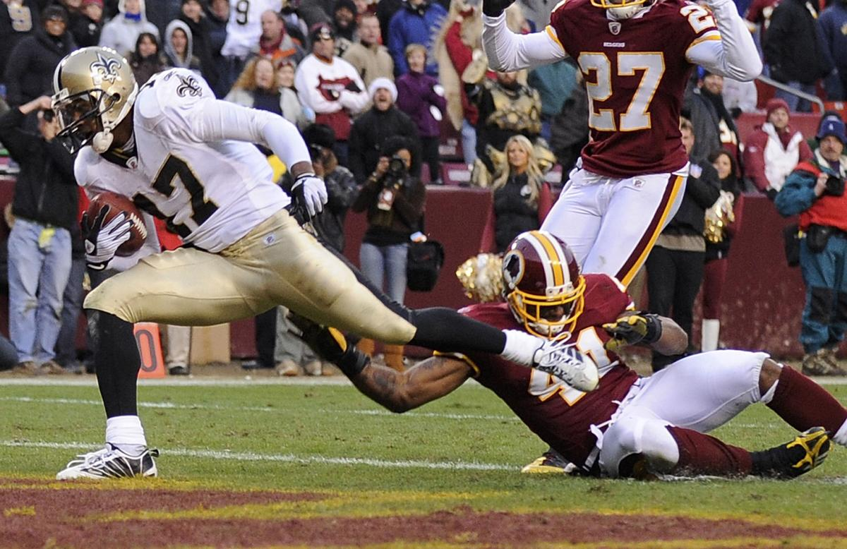A shocker in D.C.: Saints 33, Redskins 30 in overtime thriller (2009)