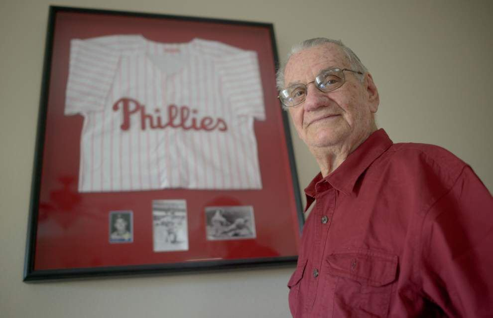 "New Orleans' Ralph ""Putsy"" Caballero's 70th anniversary of a major league milestone arrives _lowres"