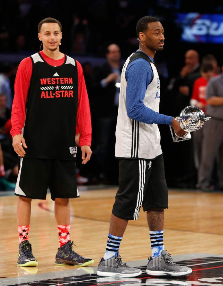 Stephen Curry wins NBA 3-point shooting contest _lowres