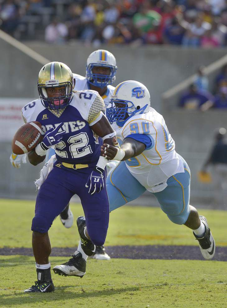 Alcorn State routs Southern _lowres
