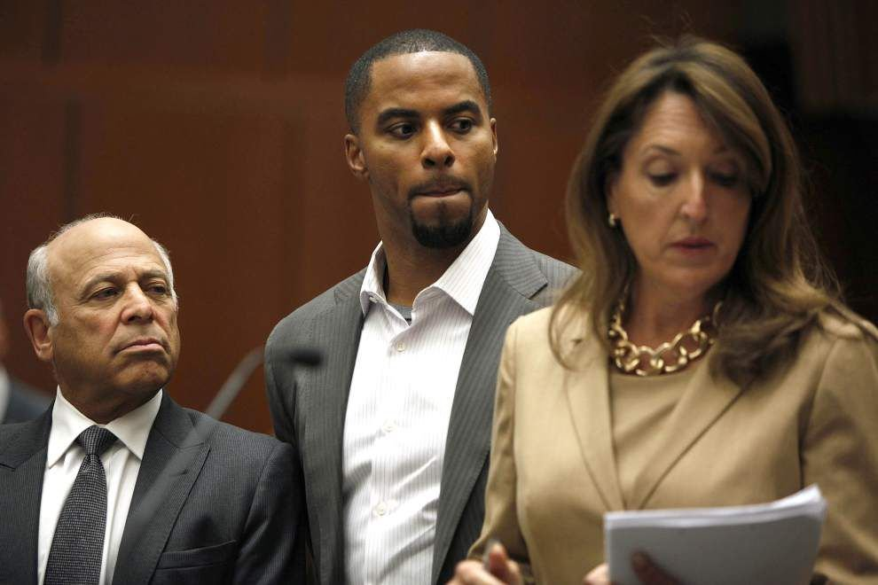 Orleans Parish grand jury indicts former New Orleans Saints safety Darren Sharper in rape cases _lowres