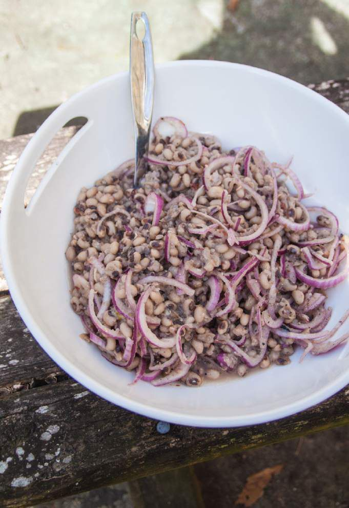 Black-eyed Pea Salad _lowres
