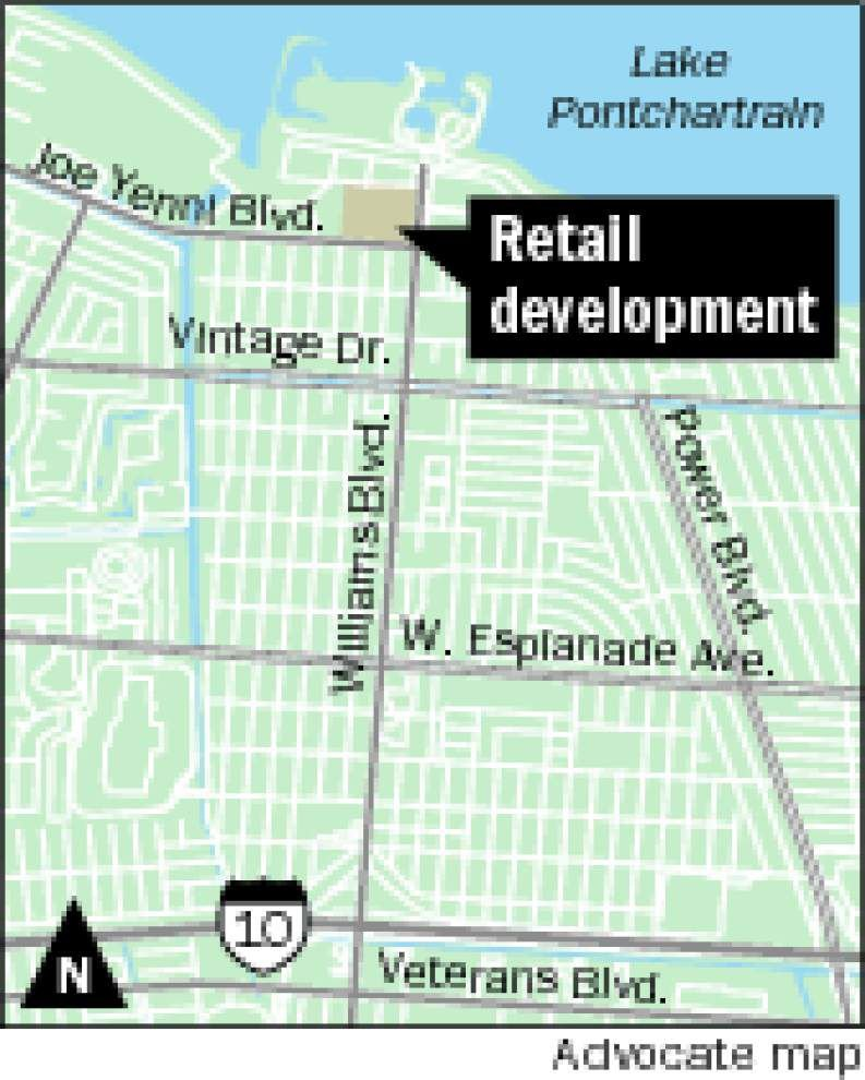 Developer plans upscale retail center in north Kenner _lowres