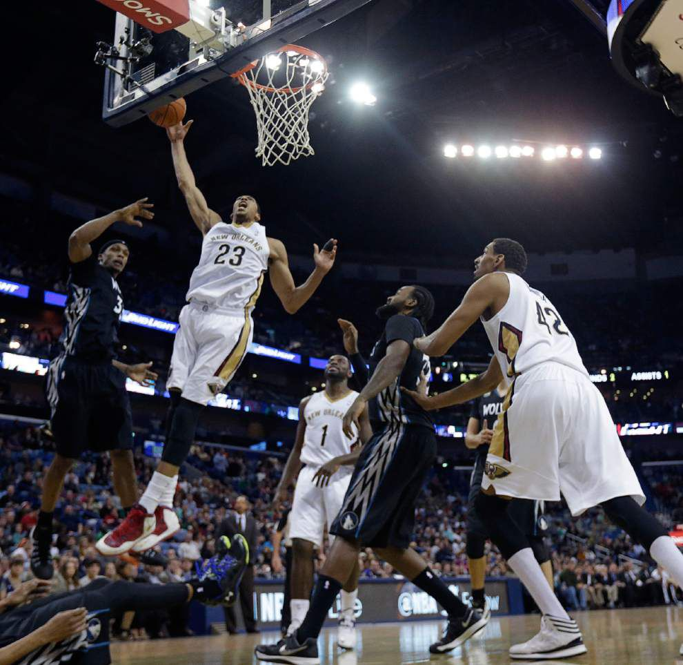 Video: Davis says ESPN broadcast no extra motivation for Pelicans _lowres