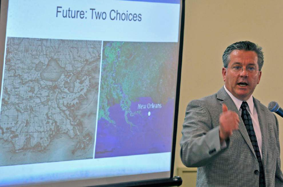 Zeringue: Diversions are essential to coastal restoration _lowres