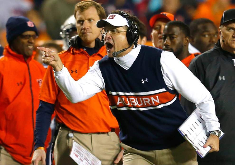Iron Bowl warmups over for Alabama, Auburn _lowres