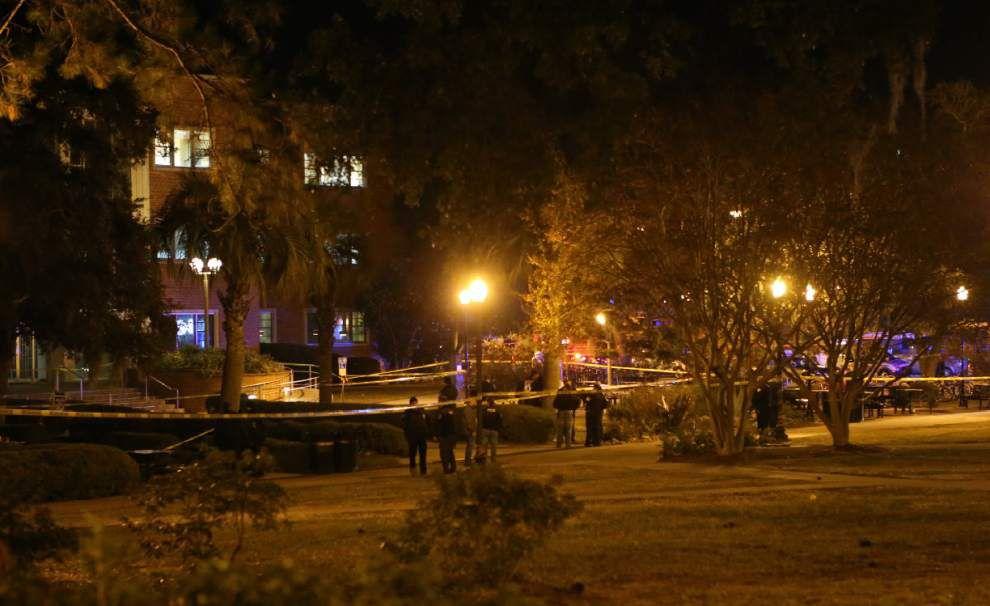 Police: Gunman killed after shooting at FSU _lowres