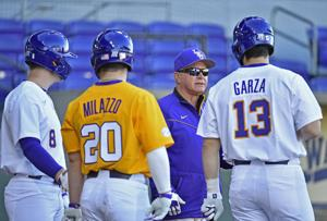 Why LSU baseball believes it can throw out more base runners in 2020