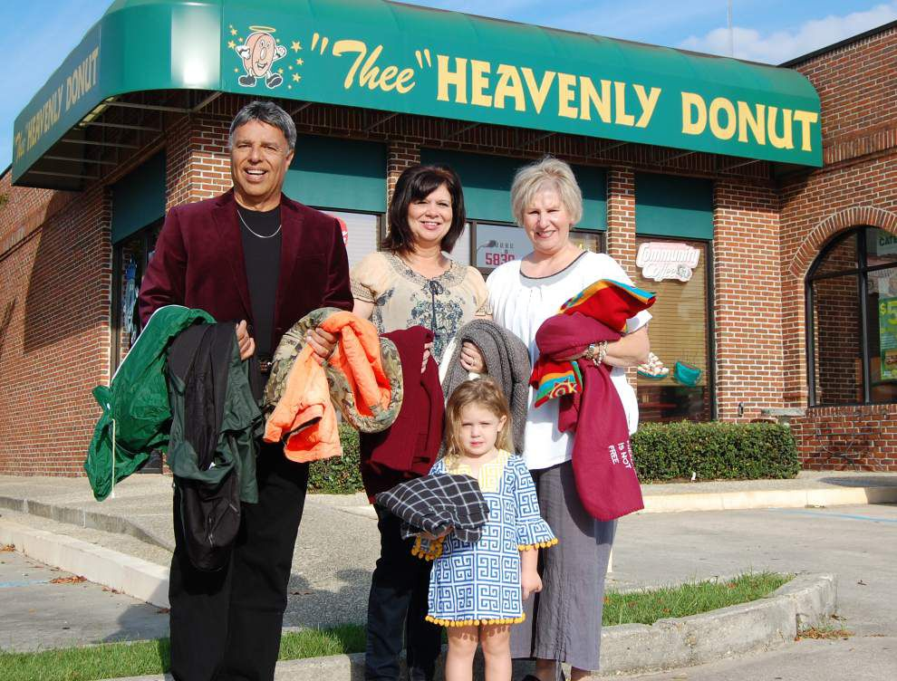 How you can help: Drive seeks warm clothing for homeless in Baton Rouge _lowres