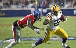 LSU vs. Arkansas four numbers to know: Clyde Edwards-Helaire piling up yards in a variety of ways