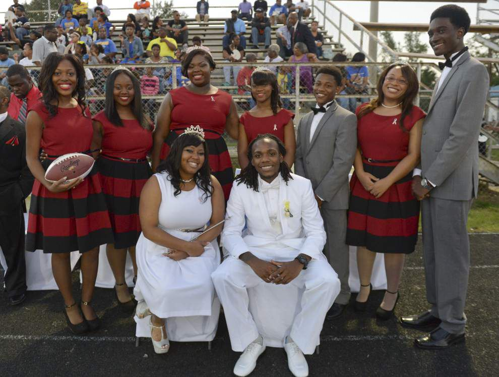East Feliciana High School celebrates homecoming _lowres