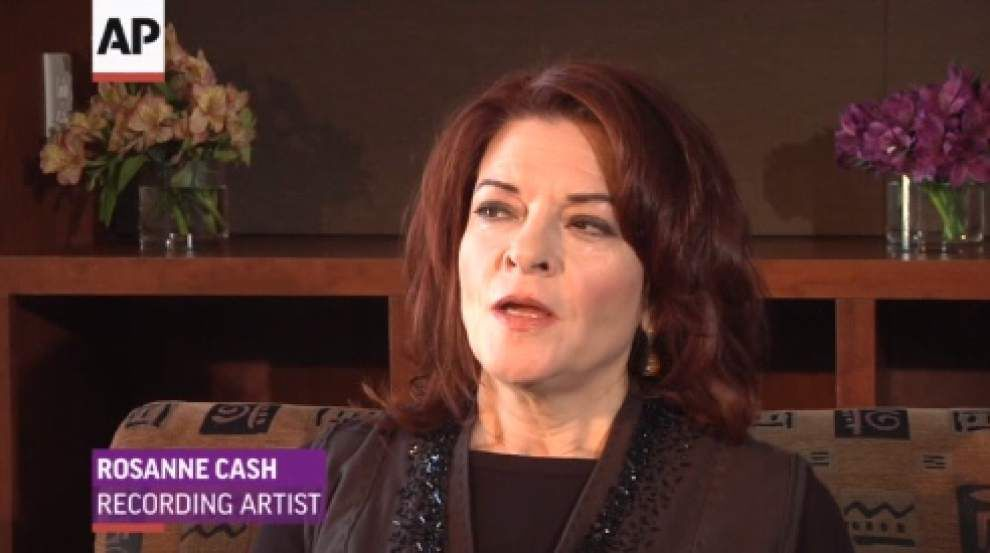 Southern roots inspired new Roseanne Cash record _lowres