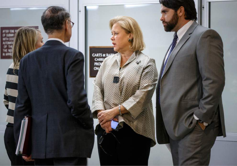 Mary Landrieu says goodbye to Senate colleagues, looks toward her future _lowres