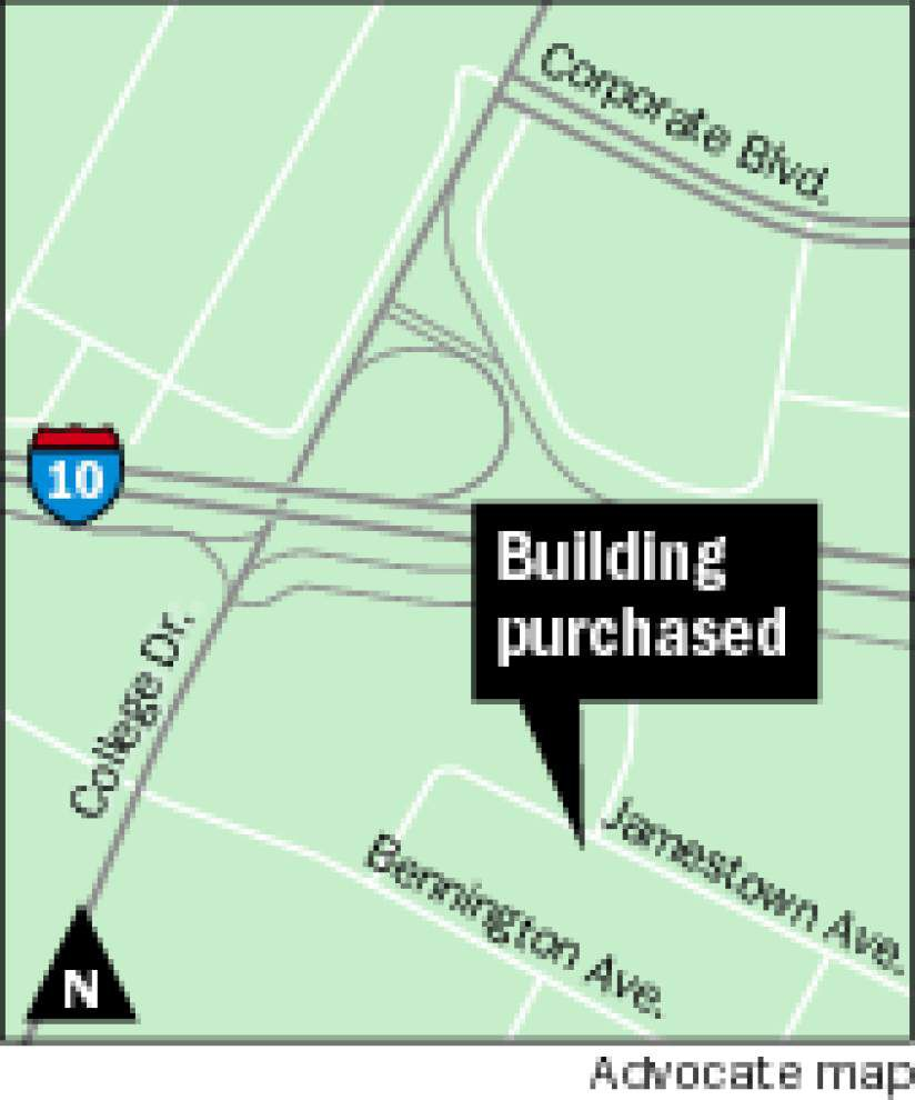 Charter school operator buys building _lowres