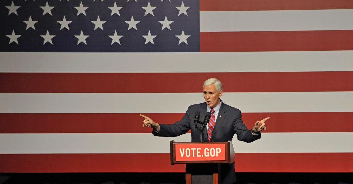 Vice President-elect Mike Pence rallies GOP crowd in New Orleans for John Kennedy's U.S. Senate bid