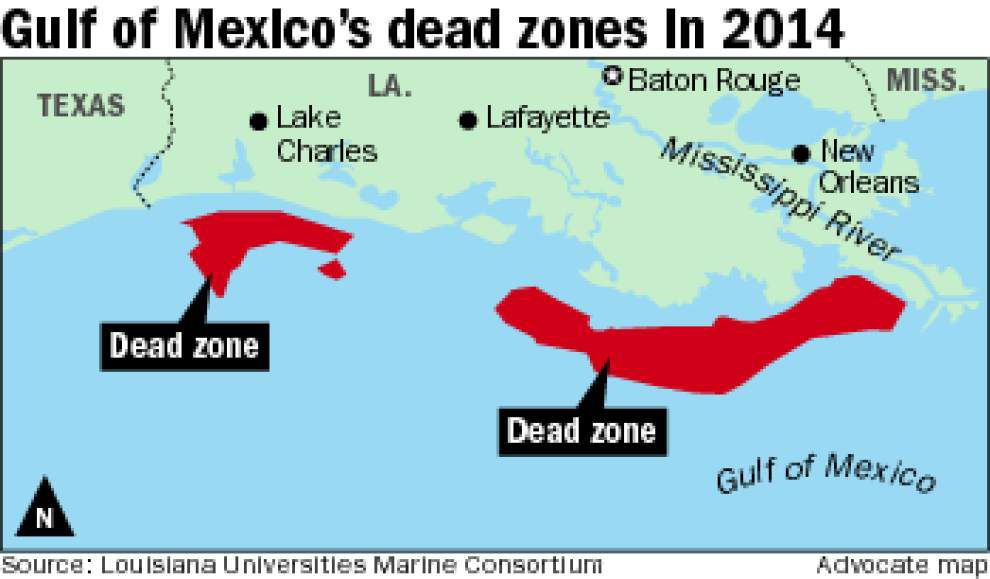 What happens on a farm in Ohio can add to dead zone problems in the Gulf of Mexico; Midwest policymakers are addressing the issue _lowres