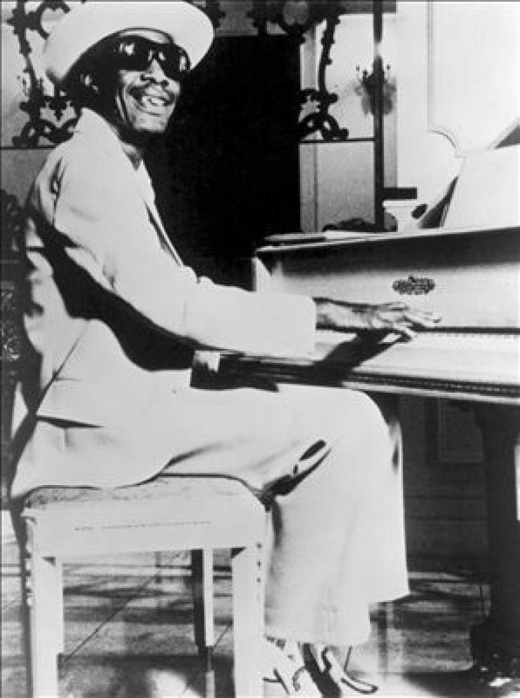 Commemorative plaque display planned at Professor Longhair's former home _lowres