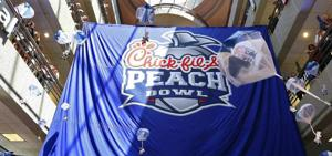 Peachy keen: See what Peach Bowl gifts LSU, Oklahoma players will get