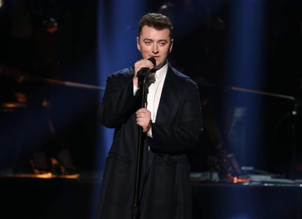 Petty: No hard feelings for Sam Smith _lowres