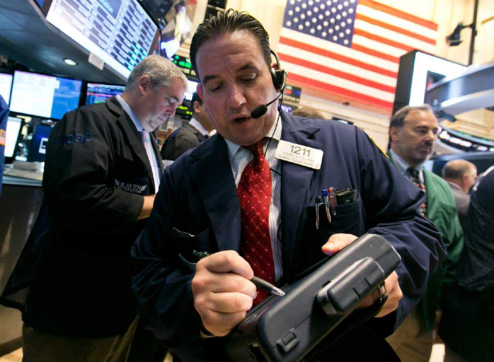Stocks move higher for a fourth day _lowres