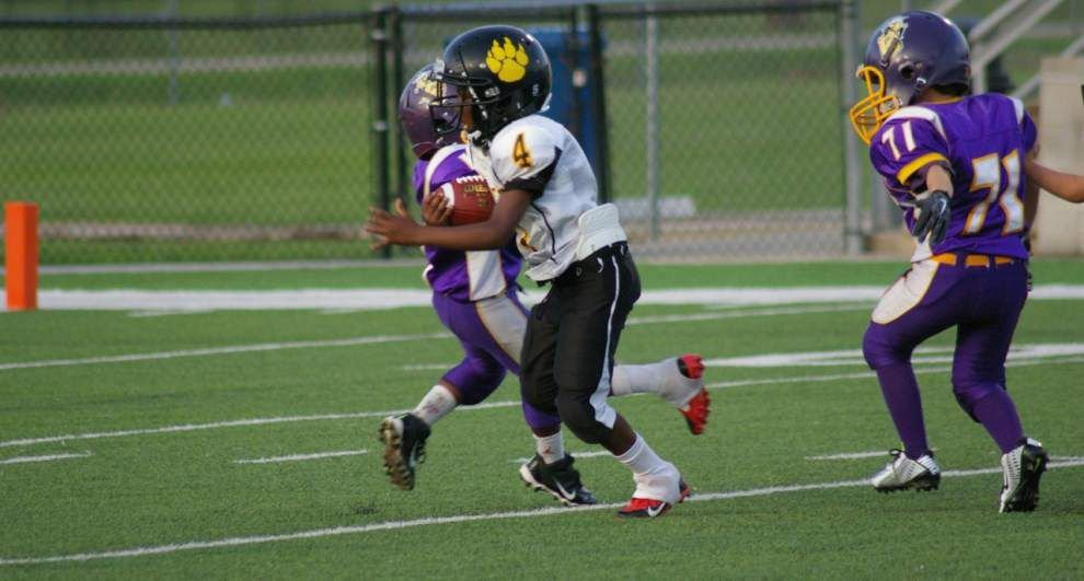 St. Amant Wildcats compete in SLYFA jamboree _lowres