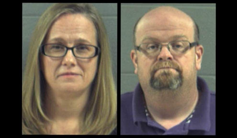 Amite Christian principal, wife accused of having gun at school _lowres