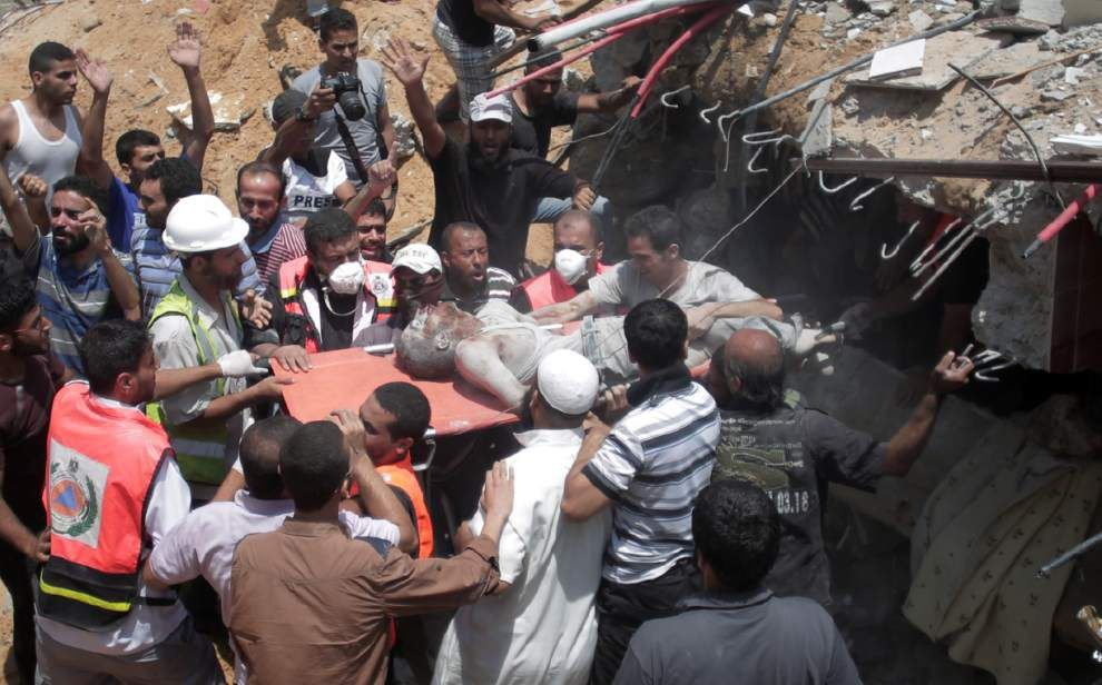 Diplomacy intensifies amid mounting Gaza toll _lowres