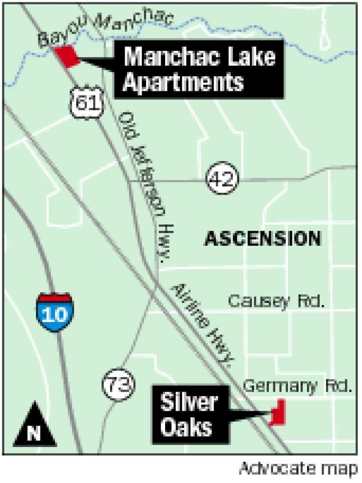 Ascension Parish opens the door to more large-scale apartment complexes _lowres