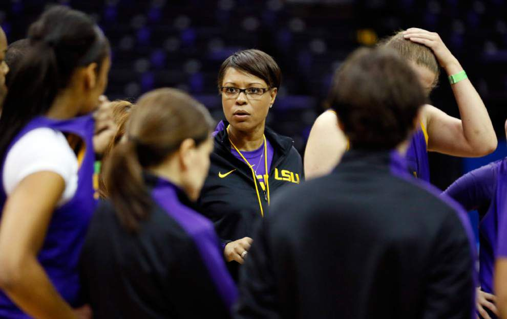 Video: LSU is excited about hosting NCAA tournament games _lowres