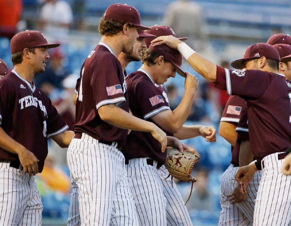 SEC tournament: Texas A&M tops Vanderbilt; Florida knocks out Auburn; Alabama moves on _lowres