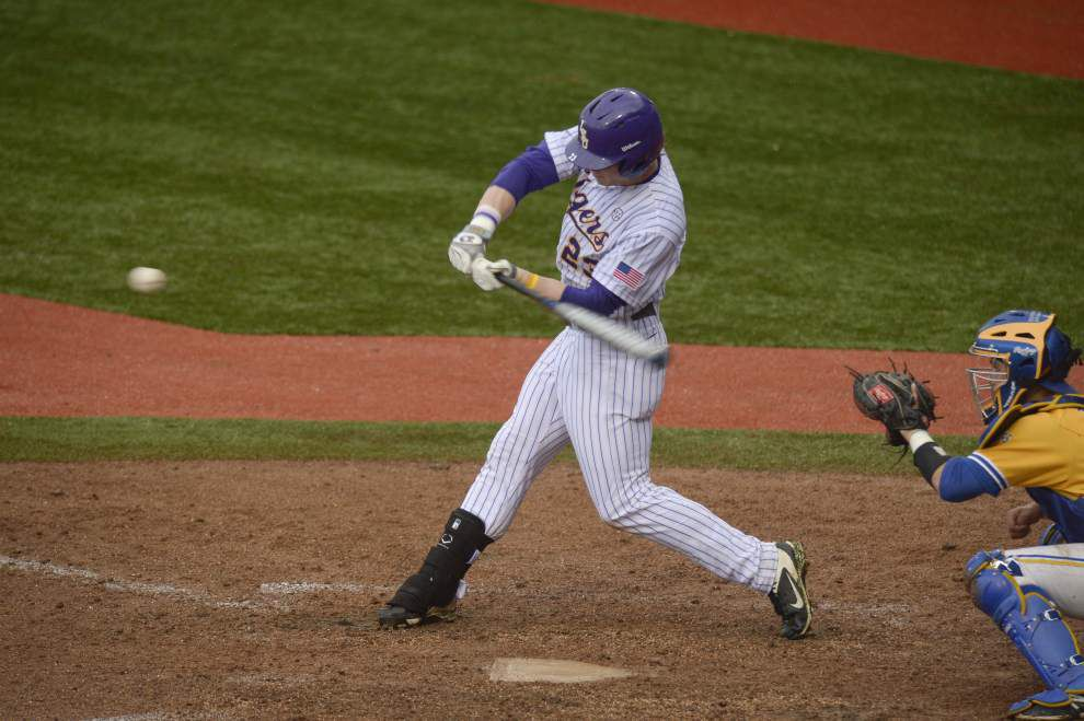 LSU baseball pregame: LSU vs. Ole Miss _lowres