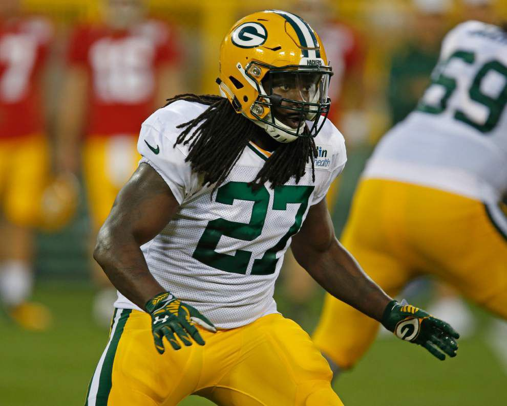 Rodgers, Lacy scratched against Titans _lowres