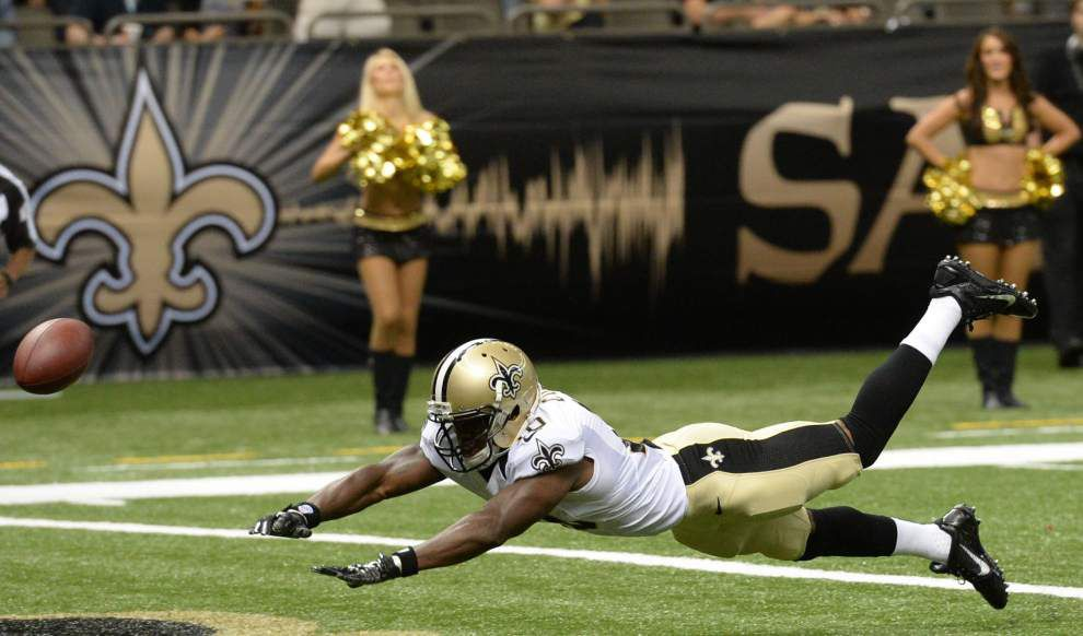 Saints rookie Brandin Cooks out with stomach virus _lowres