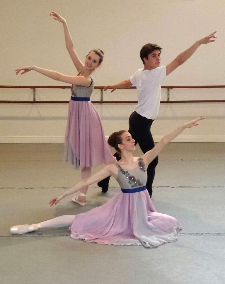 Jefferson ballet concert to feature Act 2 of 'Swan Lake' _lowres