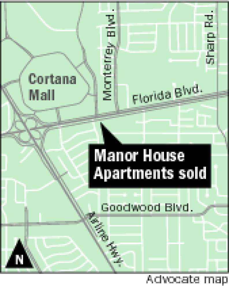 Florida Boulevard apartments sold _lowres