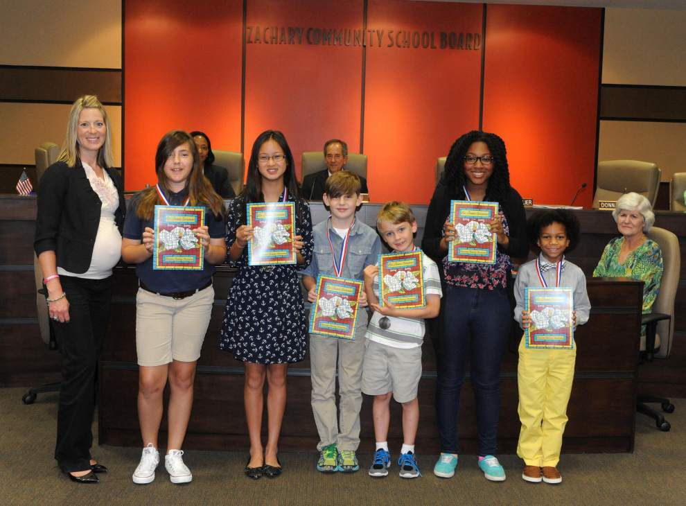 Student writers recognized for works _lowres